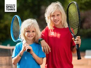 Tag der offenen Tür - Deutschland spielt Tennis