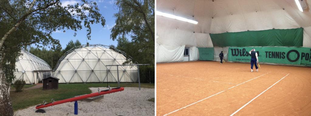 Tennishallen TCGW Brüser Berg